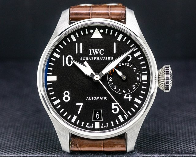 IWC IW501001 Big Pilot 7 Day SS