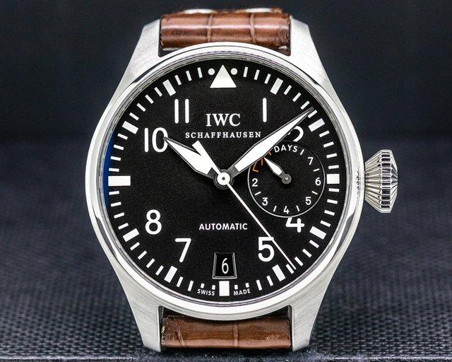 IWC IW501001 Big Pilot 7 Day SS
