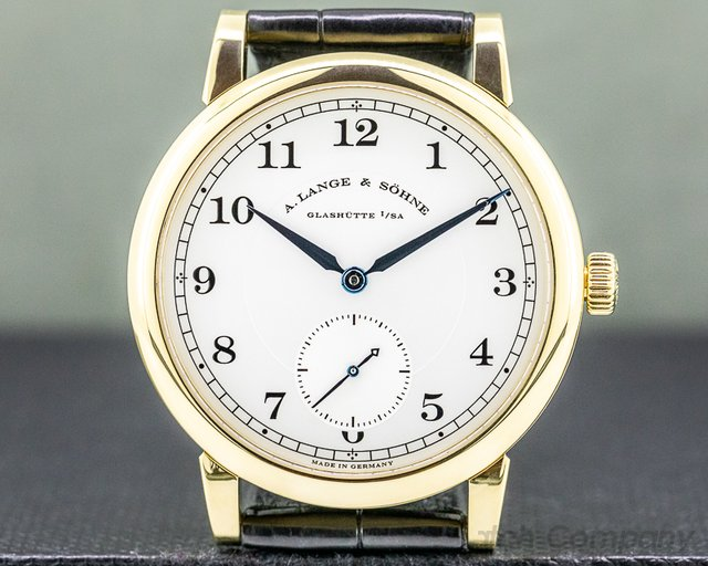A. Lange and Sohne 233.021 1815 Yellow Gold Manual 40mm