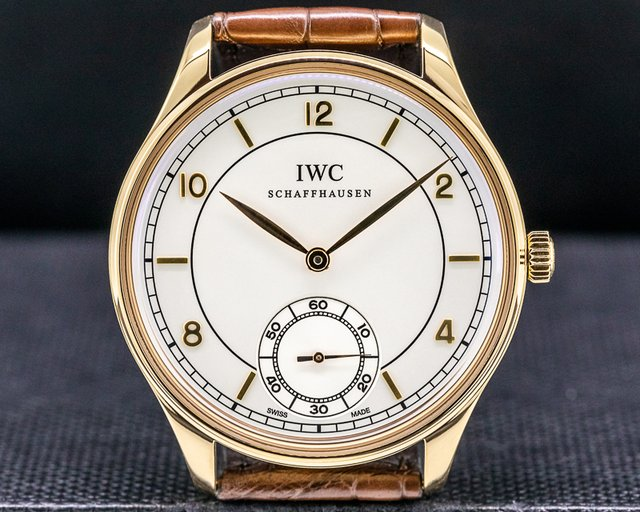 IWC IW544503 Portuguese Vintage Collection 18K Rose Gold