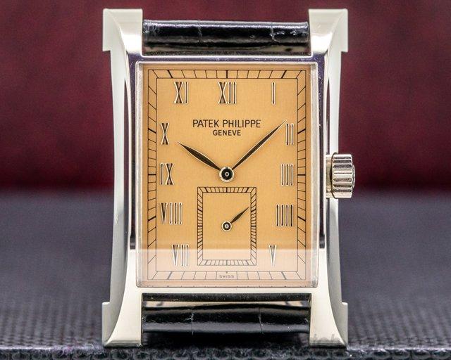 Patek Philippe 5500G Pagoda 5500G 18K White Gold Limited