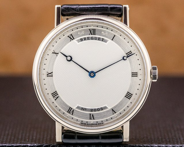 Breguet 5157BB/11/9V6 Classique 5157BB Automatic Ultra Slim White Gold