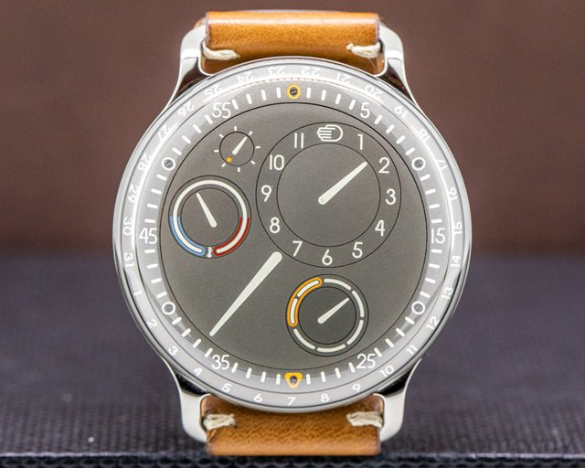 Ressence Type 3 Type 3 Gray Dial