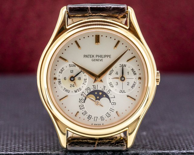 Patek Philippe 3940R Perpetual Calendar 3940R Rose Gold / Deployant FULL SET EARLY