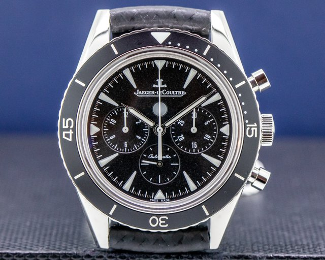 Jaeger LeCoultre Q2068570 Tribute to Deep Sea Chronograph
