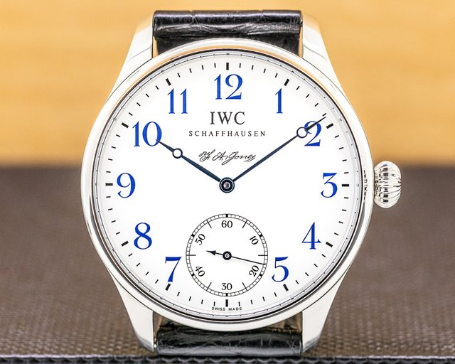 IWC IW544203 Portuguese F.A Jones Limited Edition SS