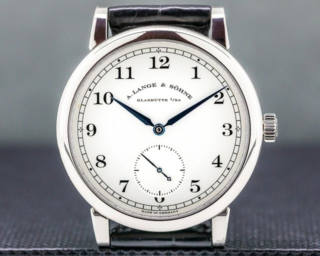 A. Lange and Sohne 233.026 1815 233.026 18K White Gold Manual 40MM