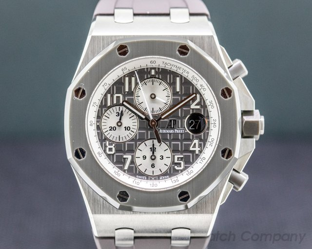 "Audemars Piguet 26470IO.OO.A006CA.01 Royal Oak Offshore ""Ghost"" UNWORN"