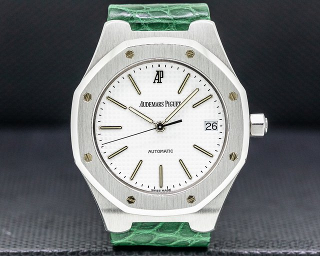 Audemars Piguet 14800 Royal Oak Automatic SS / Alligator