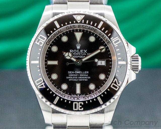 Rolex 126660 Sea Dweller Deep Sea 126660