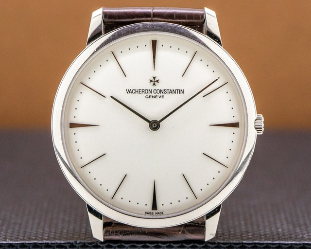 Vacheron Constantin 81180-000G-9117 Patrimony Contemporaine 18K White Gold 40MM