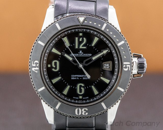 Jaeger LeCoultre Q2018770 Master Compressor Diving NAVY SEALS