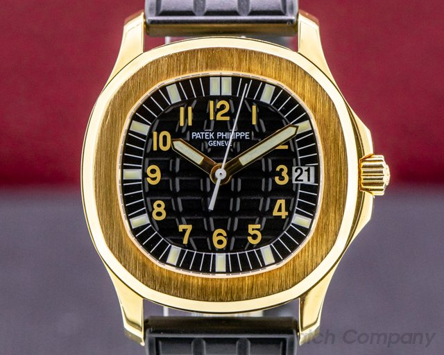 Patek Philippe 5066J-001 Aquanaut 5066J PATINA + FULL SET