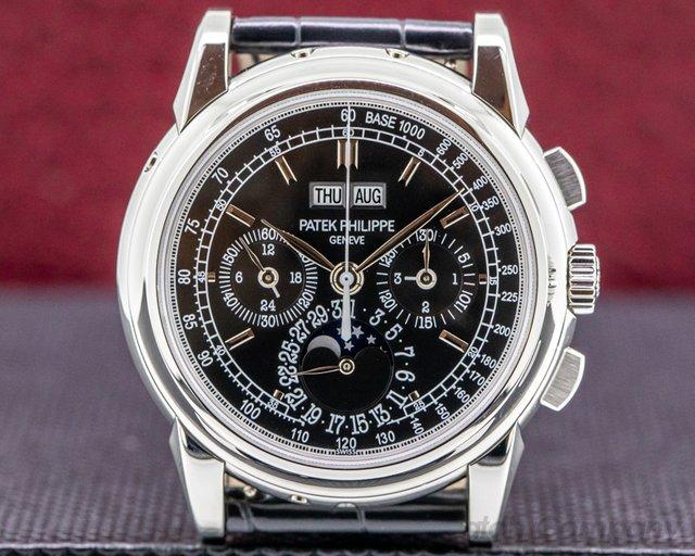Patek Philippe 5970P-001 Perpetual Calendar 5970P Platinum UNWORN
