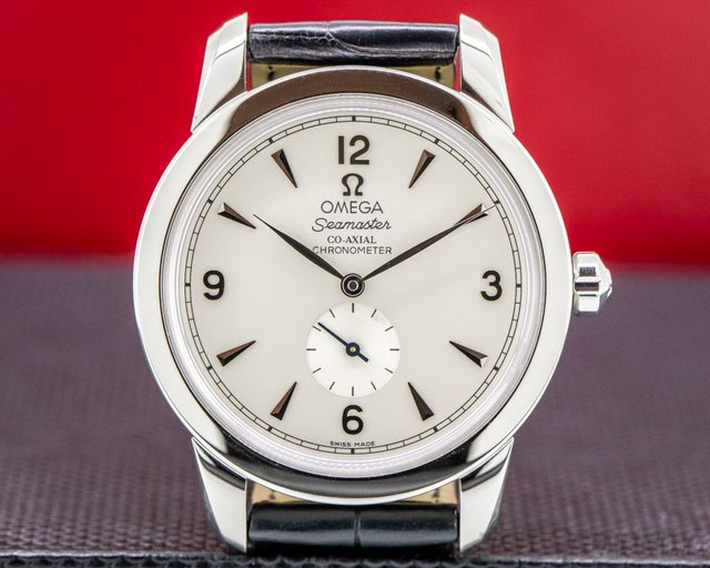 Omega 522.23.39.20.02.001 Seamaster Olympic Collection London 2012 SS