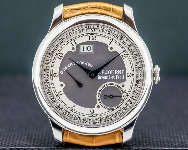 F. P. Journe  Octa Zodiaque Platinum Limited