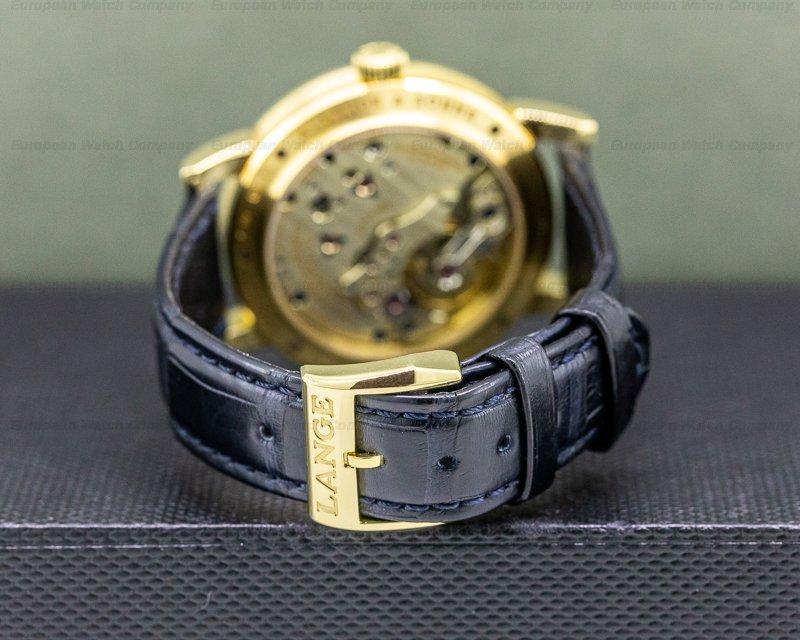 A. Lange and Sohne 232.021 Richard Lange 232.021 18K Yellow Gold