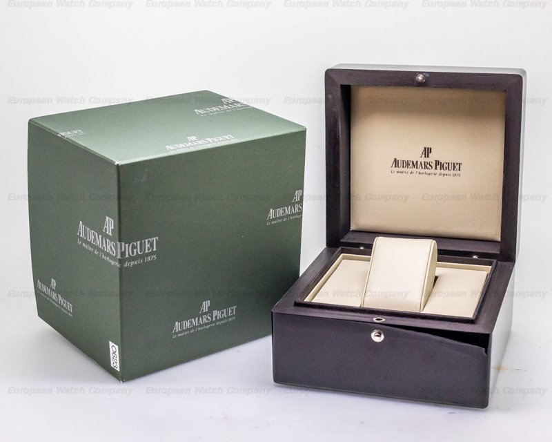 Audemars Piguet 14700BA Royal Oak Grey Dial 18k Yellow Gold 36MM