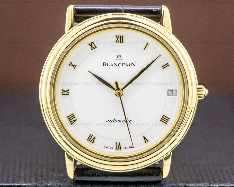 Blancpain 1151-1418-58 Villeret Ultra Slim Automatic 18K YG