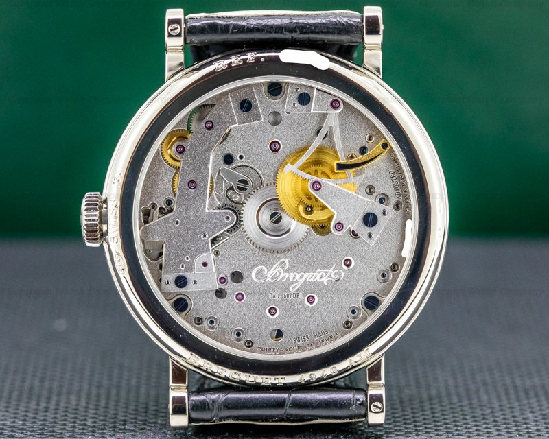 Breguet 7057BB/11/9W6 La Tradition 18K White Gold 40MM