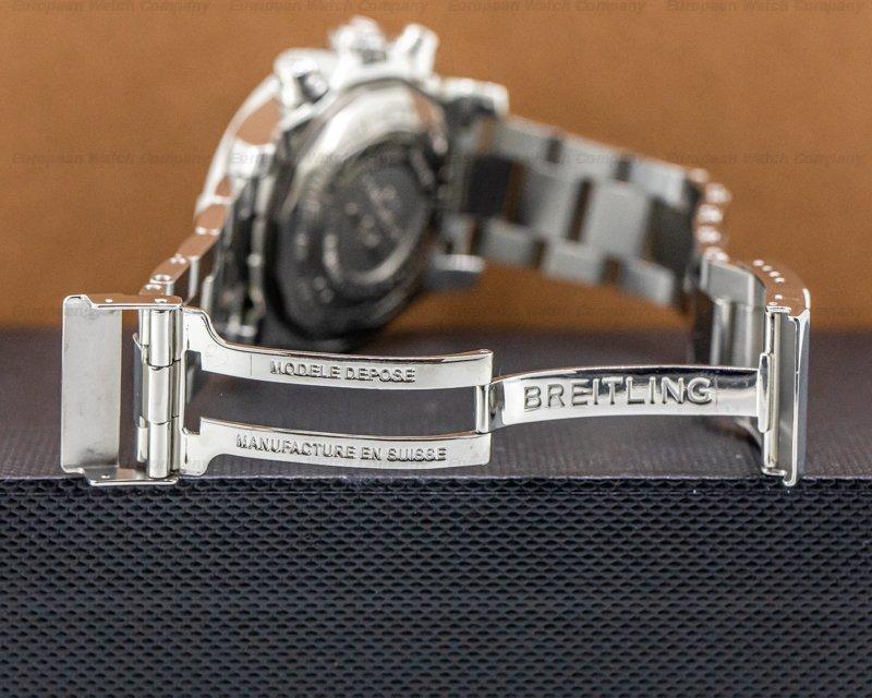 Breitling A1338111/C870 Avenger II Blue Dial SS / Bracelet