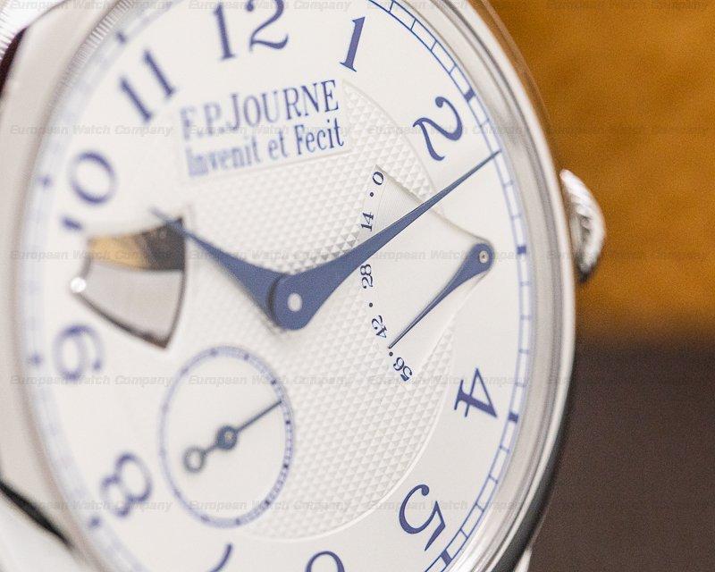 F. P. Journe Repetition Souverain Repetition Souverain Minute Repeater SS 40MM