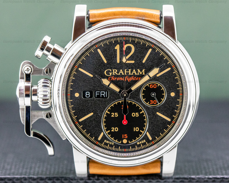 Graham 2CVAV.B18A Chronofighter Vintage Aircraft Limited Edition