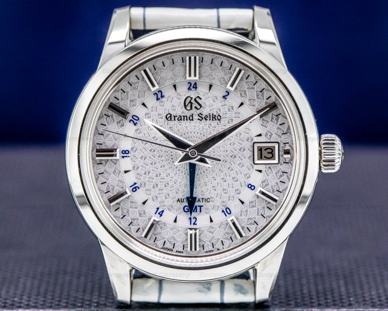 Grand Seiko SBGM235 Grand Seiko Elegance SBGM235 SS / GMT LIMITED