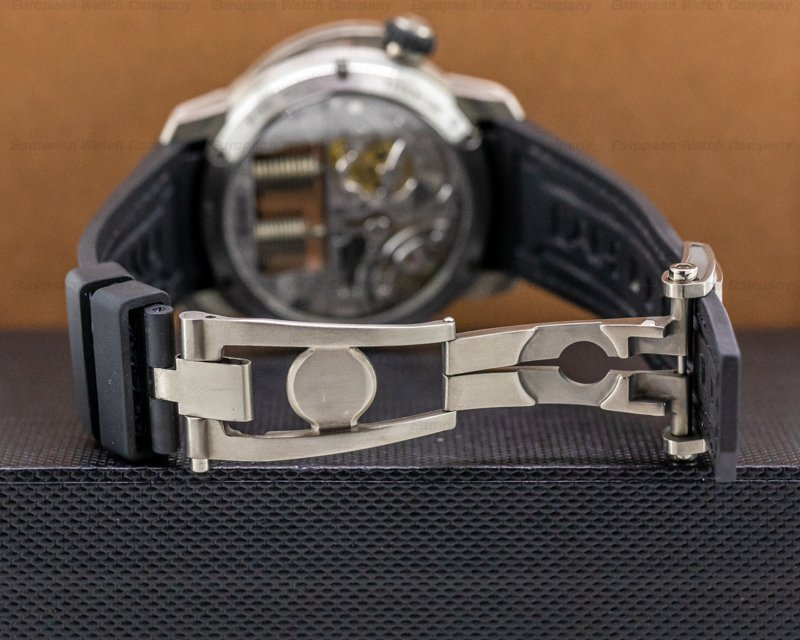 HYT 148-TT-11-GF-RU H1 Titanium Grey Dial Mechanical