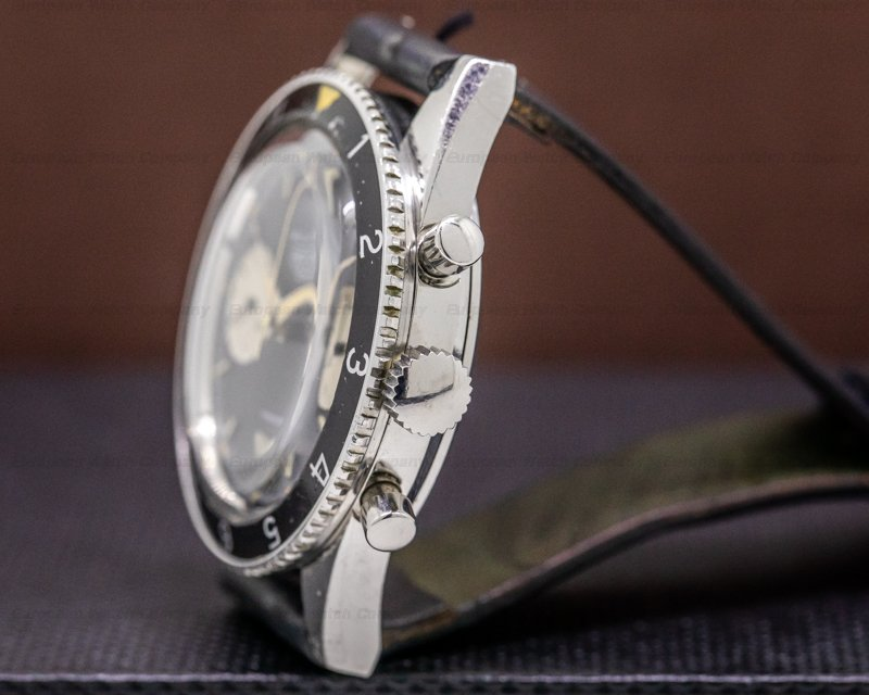 Heuer 3646H 3646 Vintage Autavia Chronograph Circa 1960's