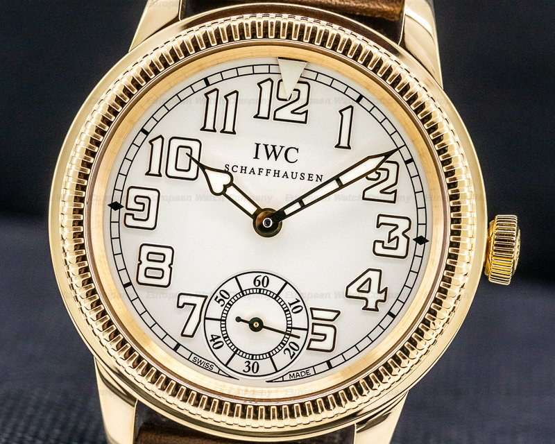 IWC IW325403 Pilots Watch Vintage Collection 18k Rose Gold 44MM