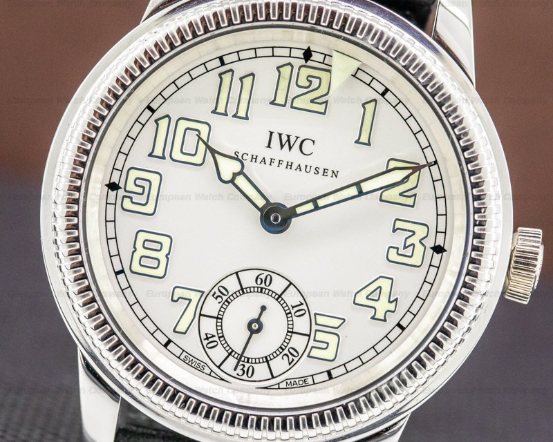 IWC IW325405 Pilots Watch Vintage Collection Platinum 44MM