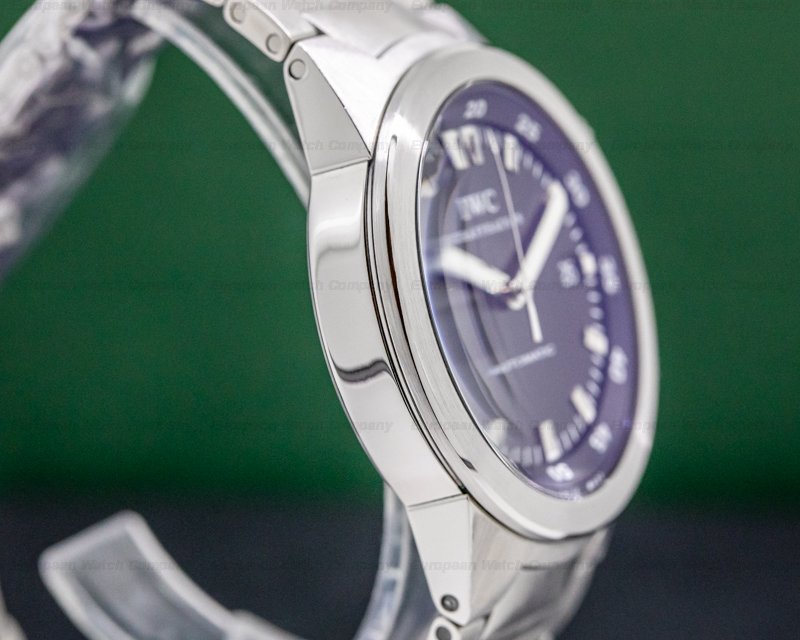 IWC IW354801 Aquatimer SS / Bracelet FULL SET