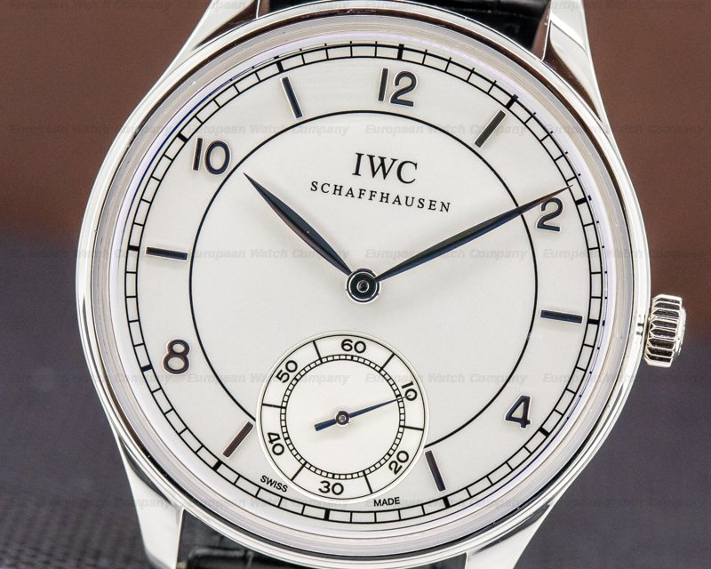 IWC IW544505 Portuguese Vintage Collection Platinum