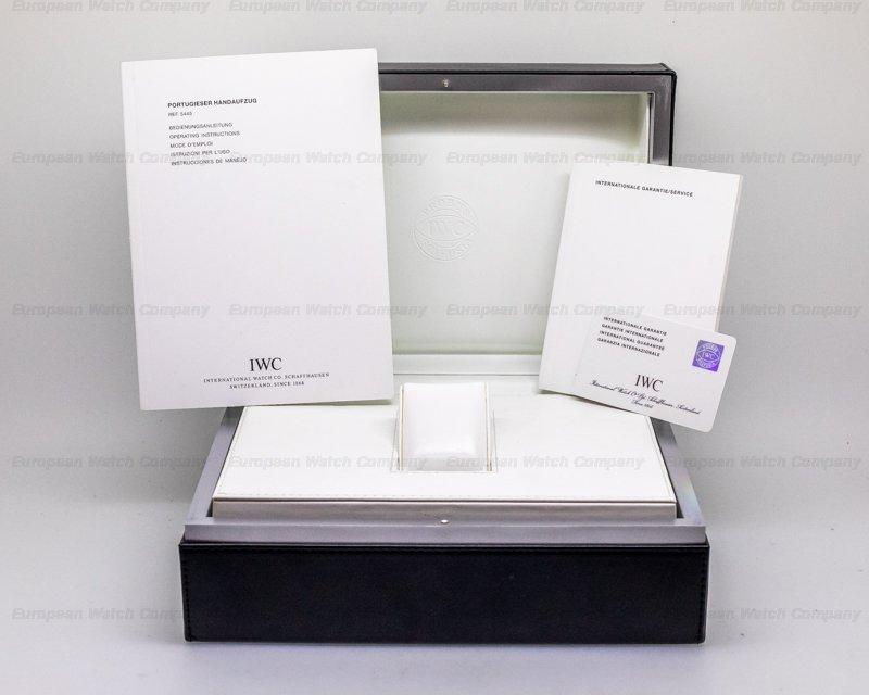 IWC IW544505 Portuguese Vintage Collection Platinum