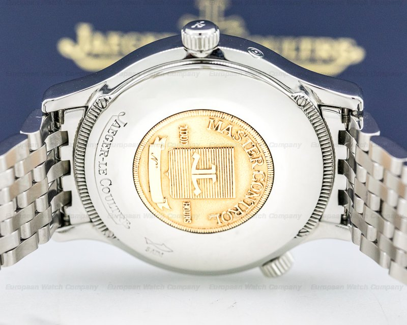 Jaeger LeCoultre 142.8.92 Master Geographic SS / SS