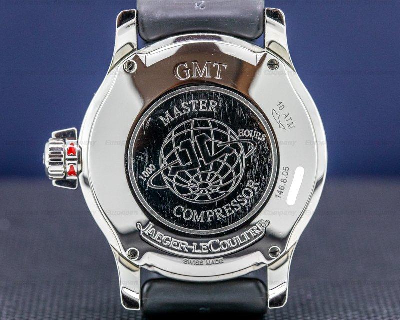 Jaeger LeCoultre Q1738471 Master Compressor GMT SS