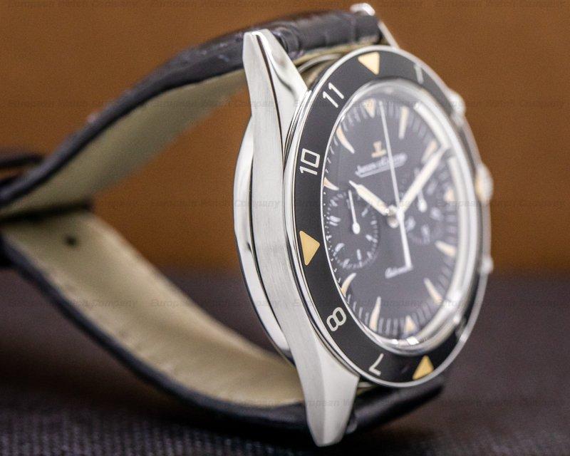 Jaeger LeCoultre Q207857J Tribute to Deep Sea Vintage Chronograph