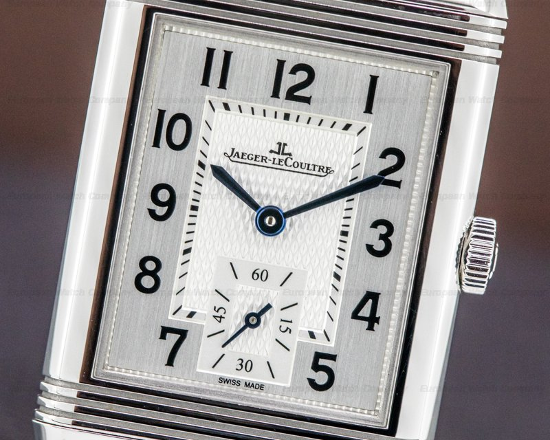 Jaeger LeCoultre Q2438522 Reverso Classic Medium SS Manual Wind