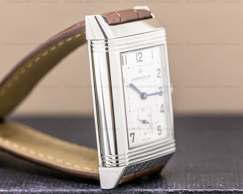 Jaeger LeCoultre Q270.8.62 Reverso Grande Taille SS Manual Wind
