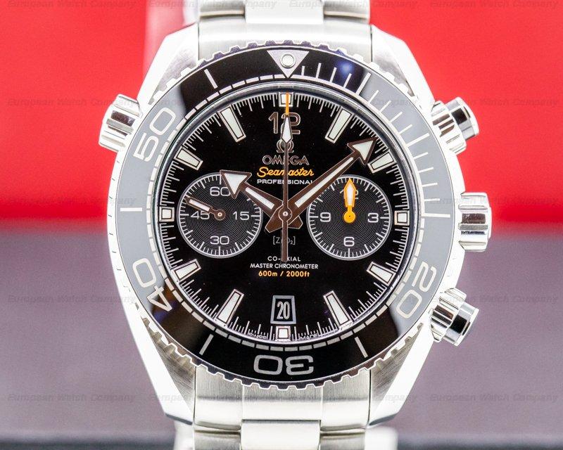 Omega 215.30.46.51.01.001 Sea Master Planet Ocean Co-Axial Chronograph SS