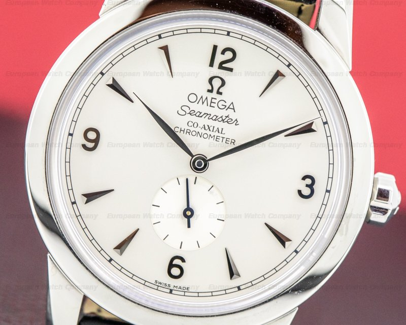 Omega 522.23.39.20.02.001 Seamaster Olympic Collection London 2012 SS UNWORN