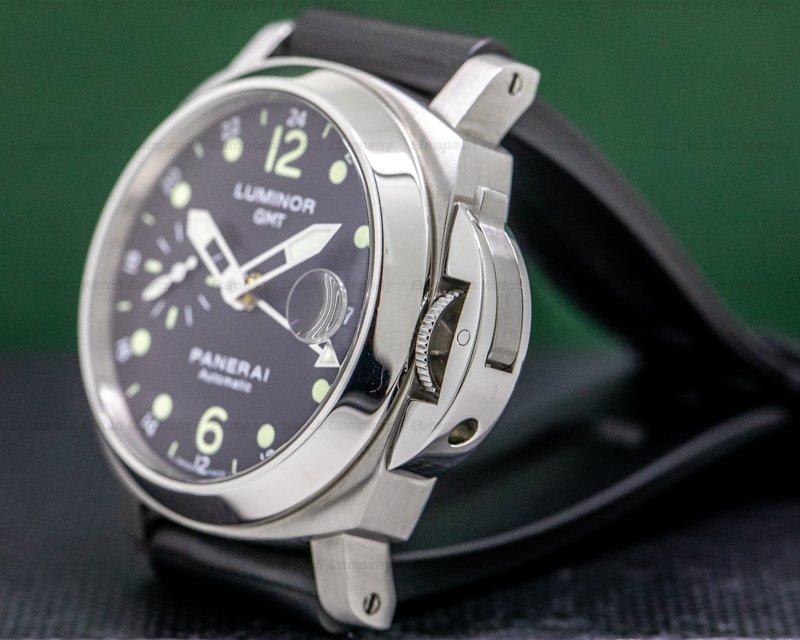 Panerai PAM00159 Luminor GMT SS 40MM