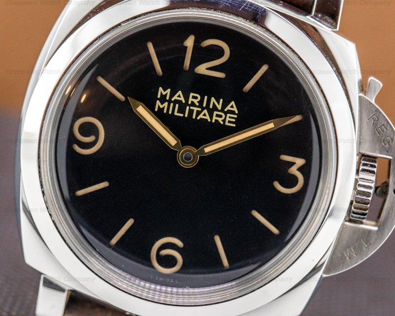Panerai PAM00673 Radiomir Luminor Marina 1950 3 Days Militaire
