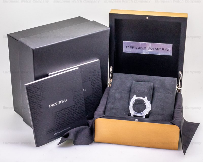 Panerai PAM00755 Luminor Due Automatic Acciaio Grey Dial 38mm