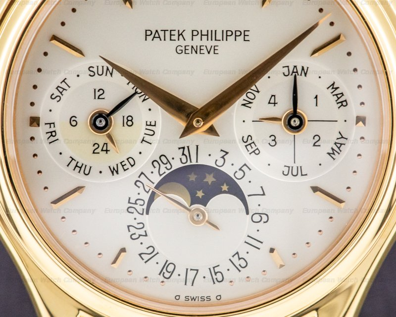 Patek Philippe 3940R Perpetual Calendar 3940R Rose Gold EARLY & COMPLETE