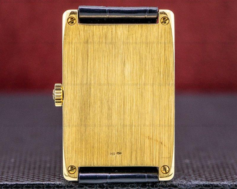 Patek Philippe 5009J Gondolo 18K Yellow Gold Arabic Numerals