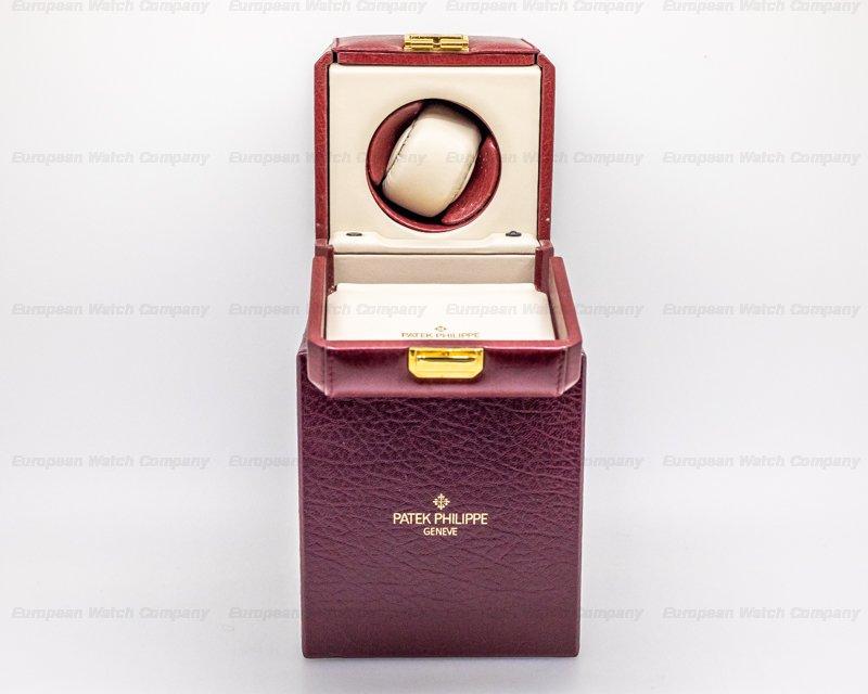 Patek Philippe 5038G Perpetual Calendar 5038G 18K White Gold / Black Roman Dial Limited