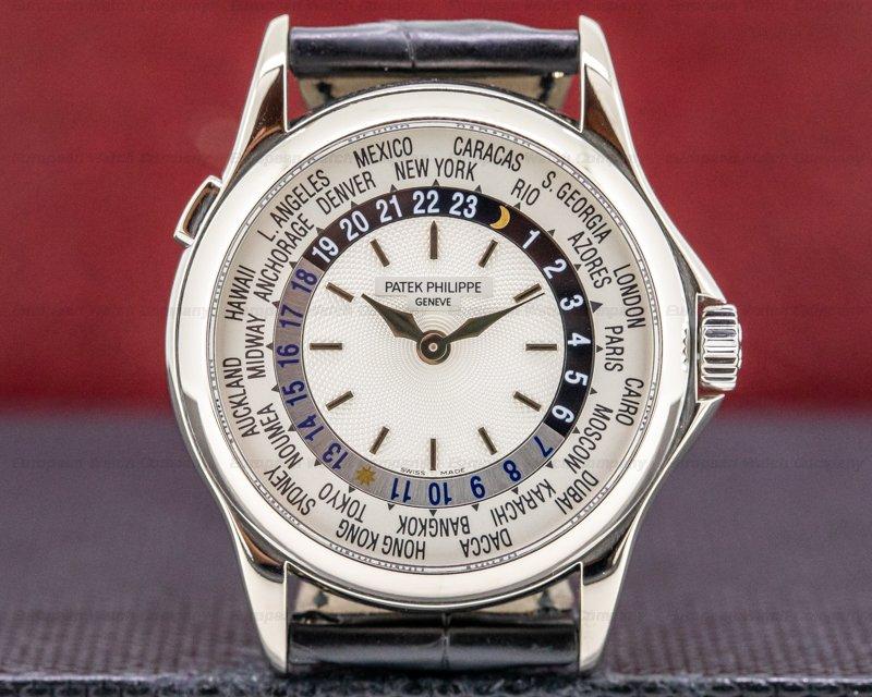 Patek Philippe 5110G-001 World Time 5110G 18K White Gold