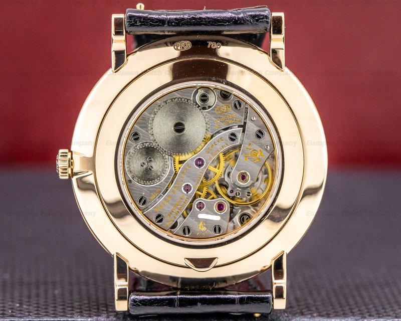 Patek Philippe 5119R-001 Calatrava 5119 18K Rose Gold